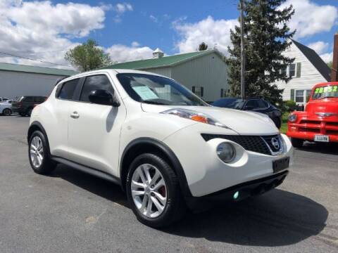 2014 Nissan JUKE for sale at Tip Top Auto North in Tipp City OH