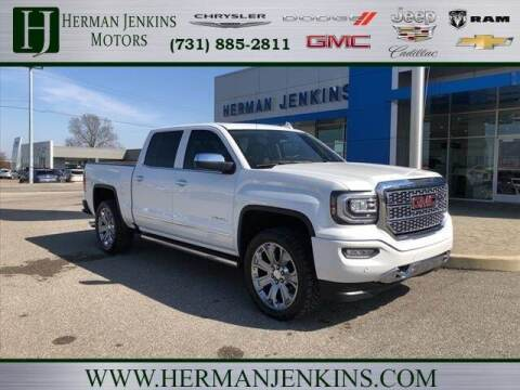 2018 GMC Sierra 1500 for sale at Herman Jenkins Used Cars in Union City TN