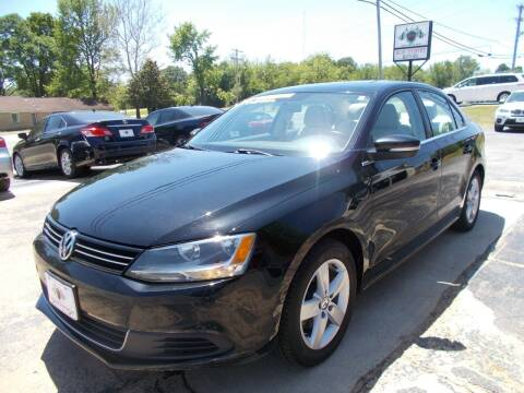 2014 Volkswagen Jetta for sale at High Country Motors in Mountain Home AR