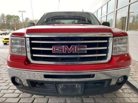 2012 GMC Sierra 1500 for sale at CU Carfinders in Norcross GA