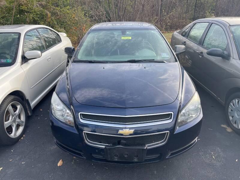 2010 Chevrolet Malibu for sale at Bethlehem Auto Sales in Bethlehem PA