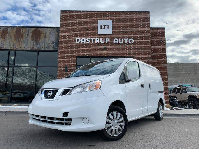 2015 Nissan NV200 for sale at Dastrup Auto in Lindon UT
