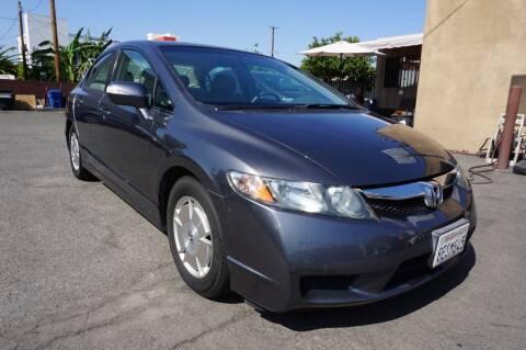 2009 Honda Civic for sale at Win Motors Inc. in Los Angeles CA