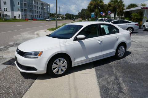 2014 Volkswagen Jetta for sale at J Linn Motors in Clearwater FL
