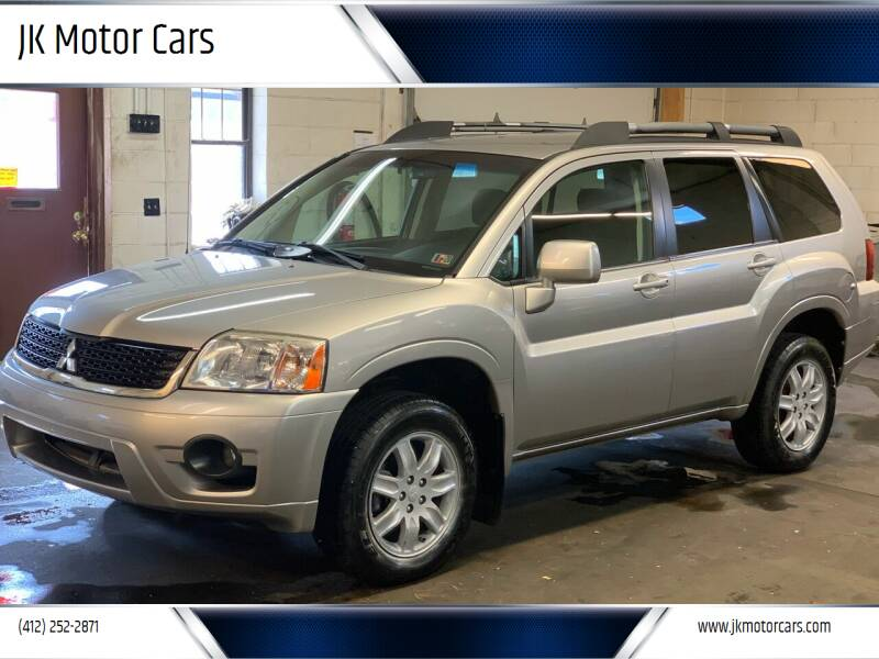 2010 Mitsubishi Endeavor for sale at JK Motor Cars in Pittsburgh PA