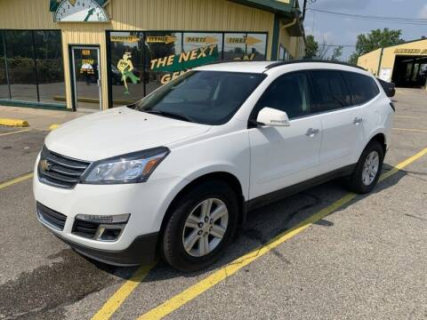 2013 Chevrolet Traverse for sale at RPM AUTO SALES in Lansing MI