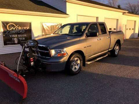 2010 Dodge Ram Pickup 1500 for sale at HILLTOP MOTORS INC in Caribou ME