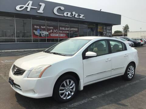 2012 Nissan Sentra for sale at A1 Carz, Inc in Sacramento CA