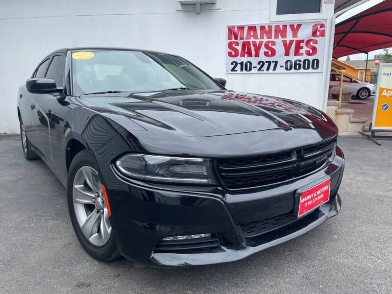 2015 Dodge Charger for sale at Manny G Motors in San Antonio TX