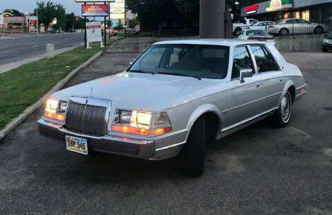 1986 Lincoln Continental for sale at Imperial Group in Sioux Falls SD