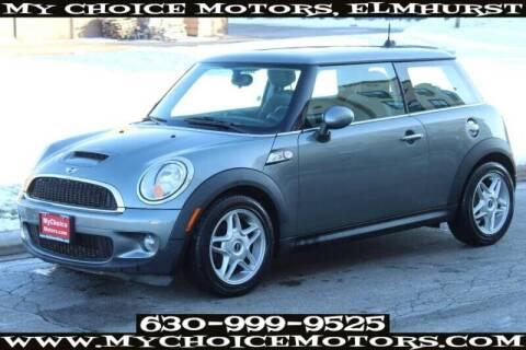 2007 MINI Cooper for sale at My Choice Motors Elmhurst in Elmhurst IL