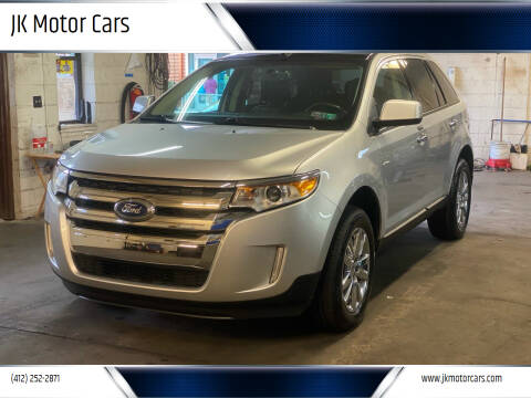 2011 Ford Edge for sale at JK Motor Cars in Pittsburgh PA