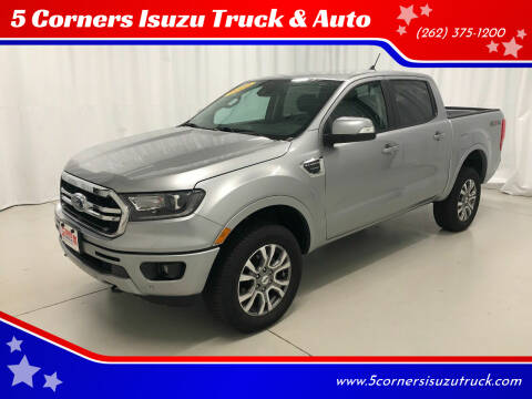 2020 Ford Ranger for sale at 5 Corners Isuzu Truck & Auto in Cedarburg WI