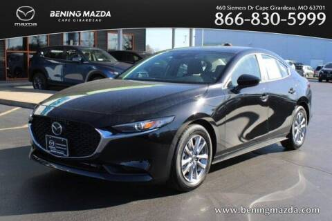 2021 Mazda Mazda3 Sedan for sale at Bening Mazda in Cape Girardeau MO