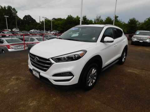 2017 Hyundai Tucson for sale at Paniagua Auto Mall in Dalton GA
