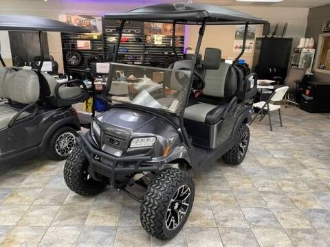 2022 Club Car Onward 4 Pass Electric Lift for sale at METRO GOLF CARS INC in Fort Worth TX