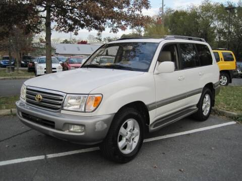 2003 Toyota Land Cruiser for sale at Auto Bahn Motors in Winchester VA