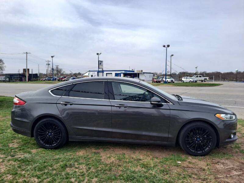 2016 Ford Fusion for sale at Savior Auto in Independence MO