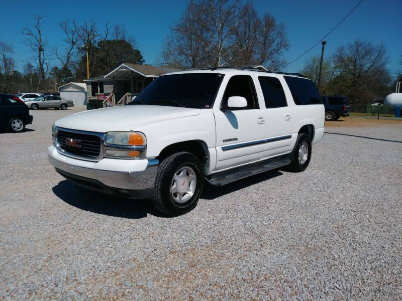 2005 GMC Yukon XL for sale at Space & Rocket Auto Sales in Hazel Green AL