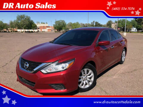 2016 Nissan Altima for sale at DR Auto Sales in Scottsdale AZ
