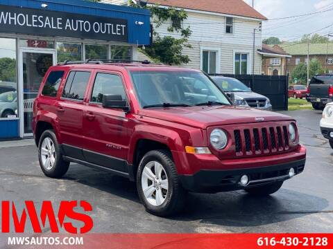2011 Jeep Patriot for sale at MWS Wholesale  Auto Outlet in Grand Rapids MI