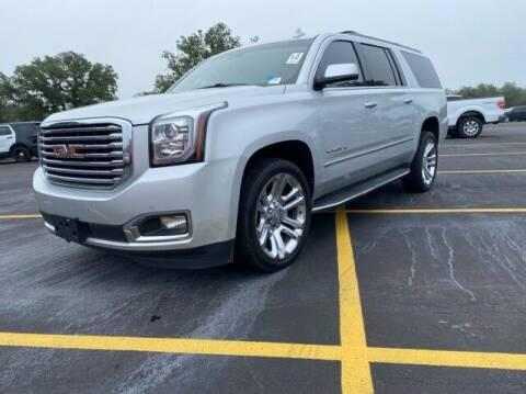 2017 GMC Yukon XL for sale at FDS Luxury Auto in San Antonio TX