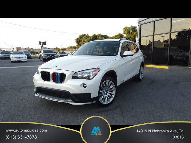 2015 BMW X1 for sale at Automaxx in Tampa FL