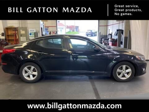 2015 Kia Optima for sale at Bill Gatton Used Cars - BILL GATTON ACURA MAZDA in Johnson City TN