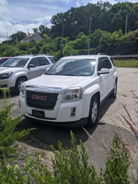 2014 GMC Terrain for sale at WEB NIK Motors in Fitchburg MA