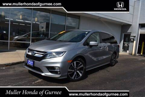 2018 Honda Odyssey for sale at RDM CAR BUYING EXPERIENCE in Gurnee IL