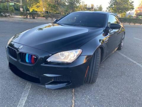 2014 BMW M6 for sale at Fiesta Motors in Winnetka CA