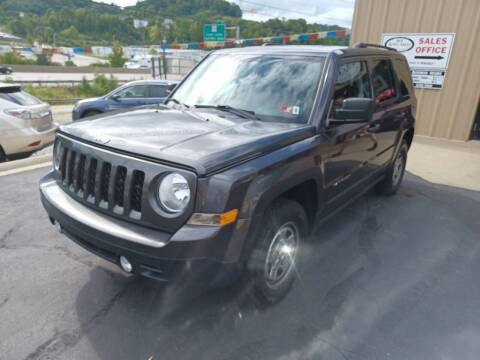 2017 Jeep Patriot for sale at W V Auto & Powersports Sales in Charleston WV