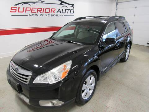 2011 Subaru Outback for sale at Superior Auto Sales in New Windsor NY
