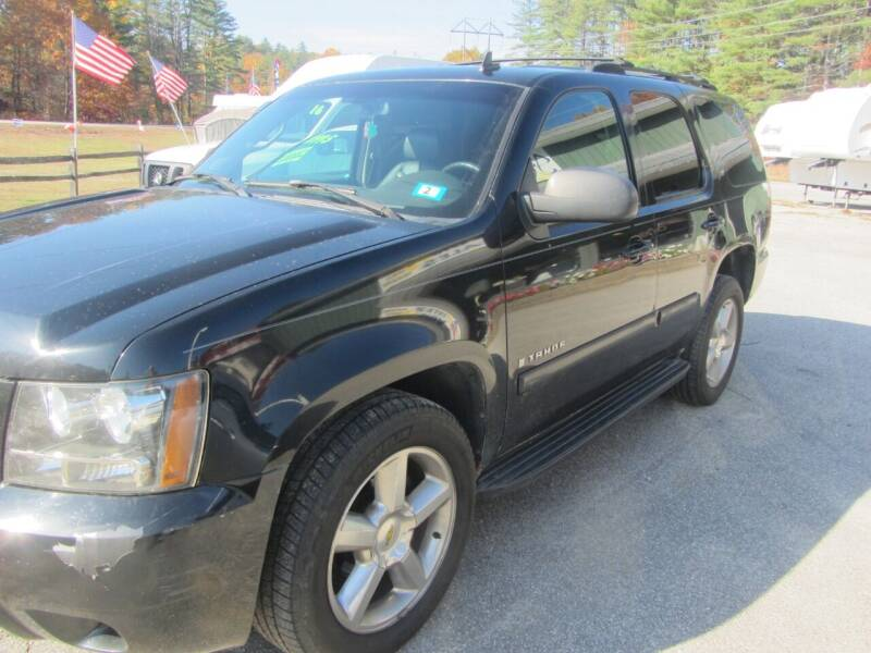 2007 Chevrolet Tahoe for sale at Jons Route 114 Auto Sales in New Boston NH