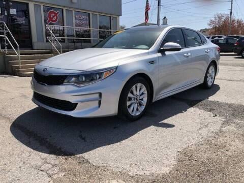 2016 Kia Optima for sale at Bagwell Motors in Lowell AR