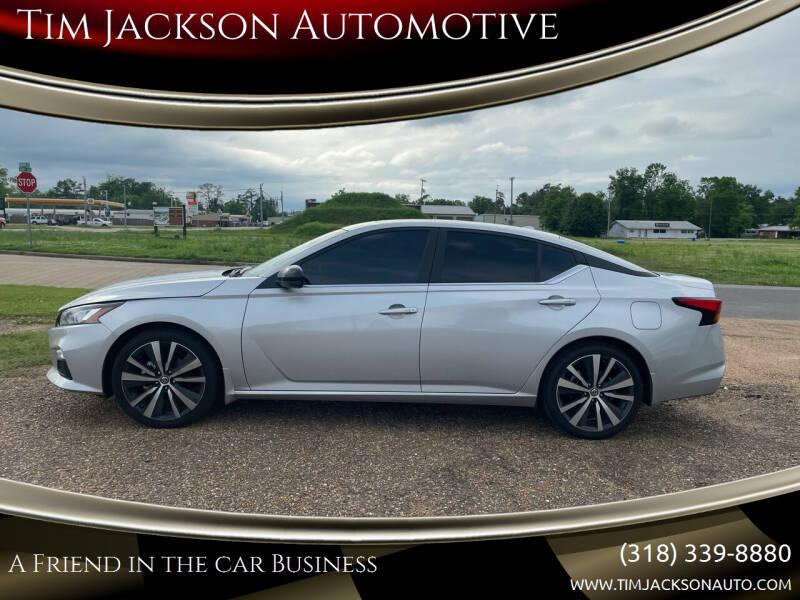 2021 Nissan Altima for sale at Tim Jackson Automotive in Jonesville LA