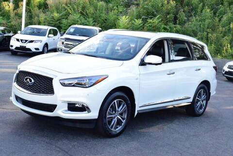 2019 Infiniti QX60 for sale at Automall Collection in Peabody MA