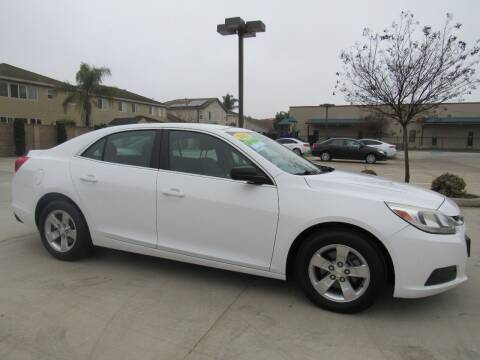 2015 Chevrolet Malibu for sale at 2Win Auto Sales Inc in Oakdale CA