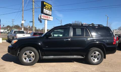 2008 Toyota 4Runner for sale at Steve's Auto Sales in Norfolk VA