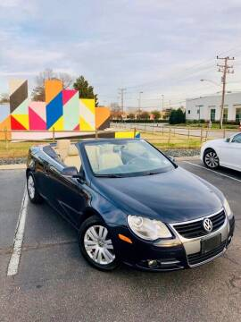 2007 Volkswagen Eos for sale at Supreme Auto Sales in Chesapeake VA