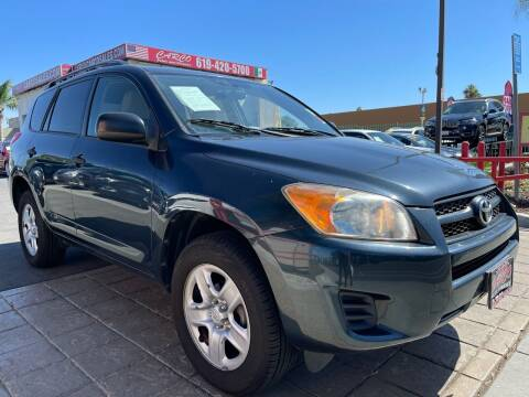 2010 Toyota RAV4 for sale at CARCO SALES & FINANCE - CARCO OF POWAY in Poway CA