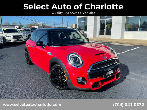 2018 MINI Hardtop 2 Door for sale at Select Auto of Charlotte in Matthews NC