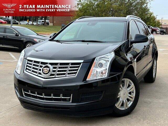 2016 Cadillac SRX for sale at European Motors Inc in Plano TX
