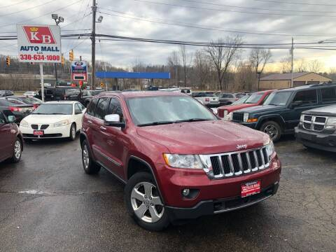 2012 Jeep Grand Cherokee for sale at KB Auto Mall LLC in Akron OH
