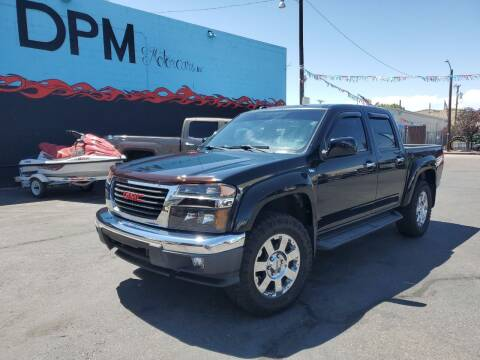 2012 GMC Canyon for sale at DPM Motorcars in Albuquerque NM