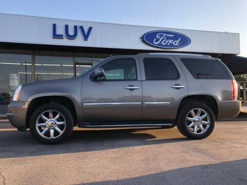 2012 GMC Yukon for sale at Luv Motor Company in Roland OK