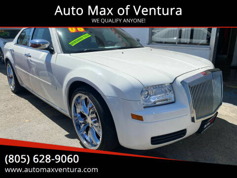 2006 Chrysler 300 for sale at Auto Max of Ventura in Ventura CA