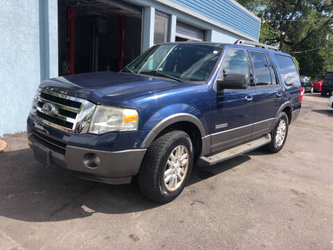 2007 Ford Expedition for sale at Morelia Auto Sales & Service in Maywood IL
