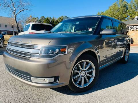 2013 Ford Flex for sale at Classic Luxury Motors in Buford GA