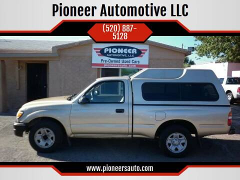 2003 Toyota Tacoma for sale at Pioneer Automotive LLC in Tucson AZ